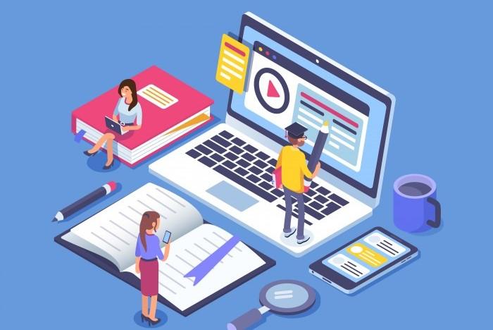 Магистранты «Тьютор в ЦОС» исследуют цифровую грамотность педагогов Невского района СПб