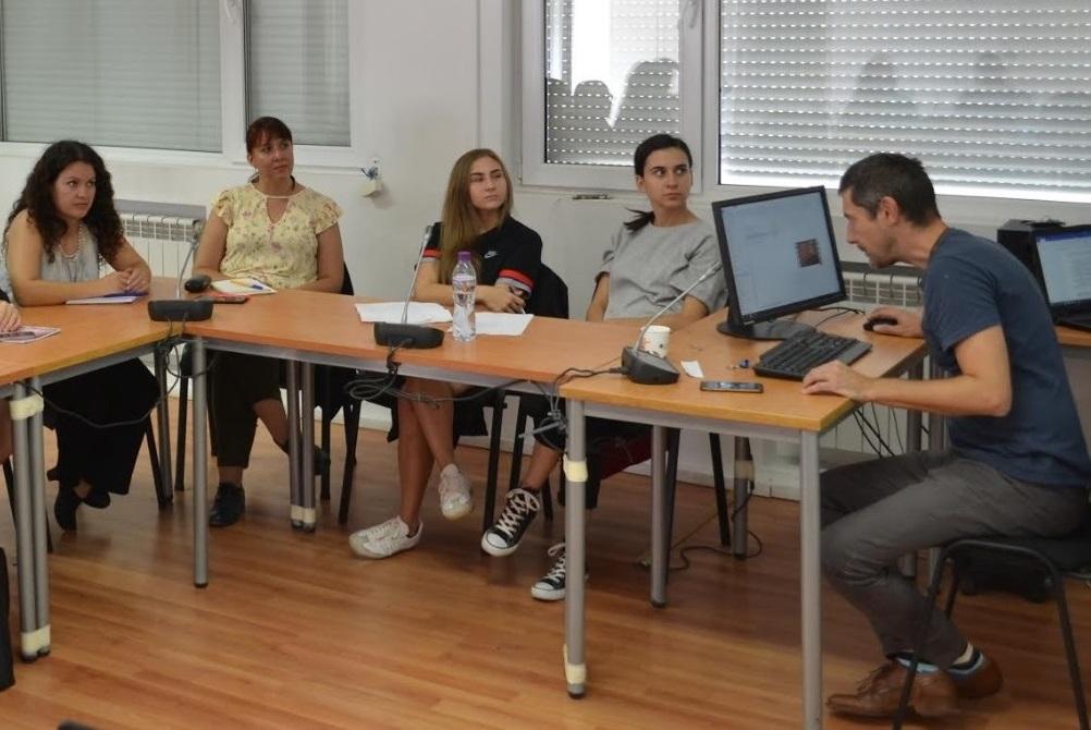 Гуманитарии Политеха приняли участие в Международной летней школе по конференц-переводу в Болгарии
