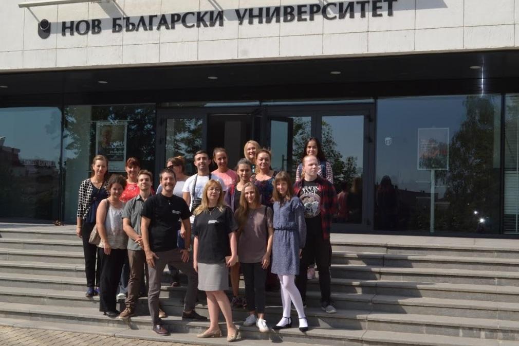 Интенсивный курс конференц-перевода в партнерском университете